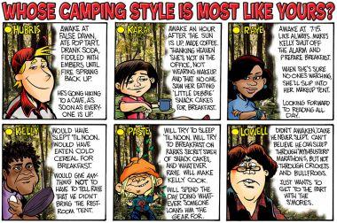 Hubris- Camp Style