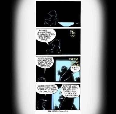 Hubris- The Great-ish Beyond