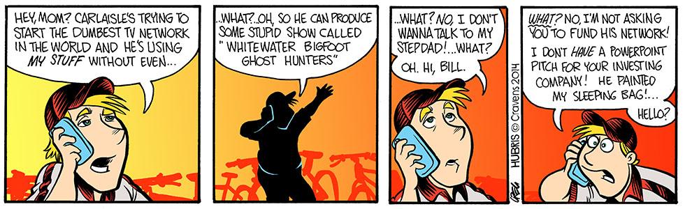 Hubris- Tattle tale