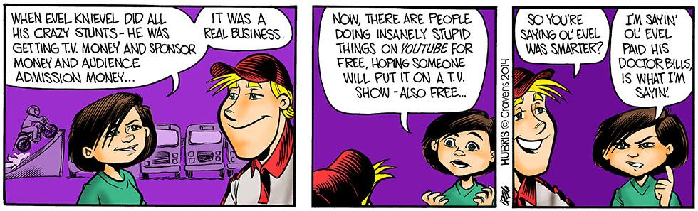Hubris- Free Market