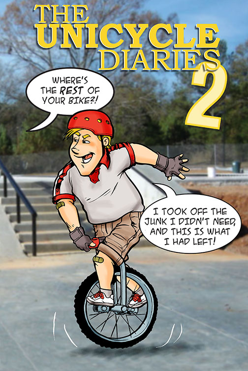 Unicycle Diaries, part 2