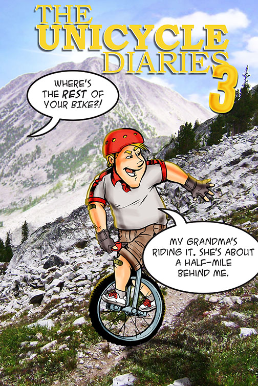 More Unicycle Diaries