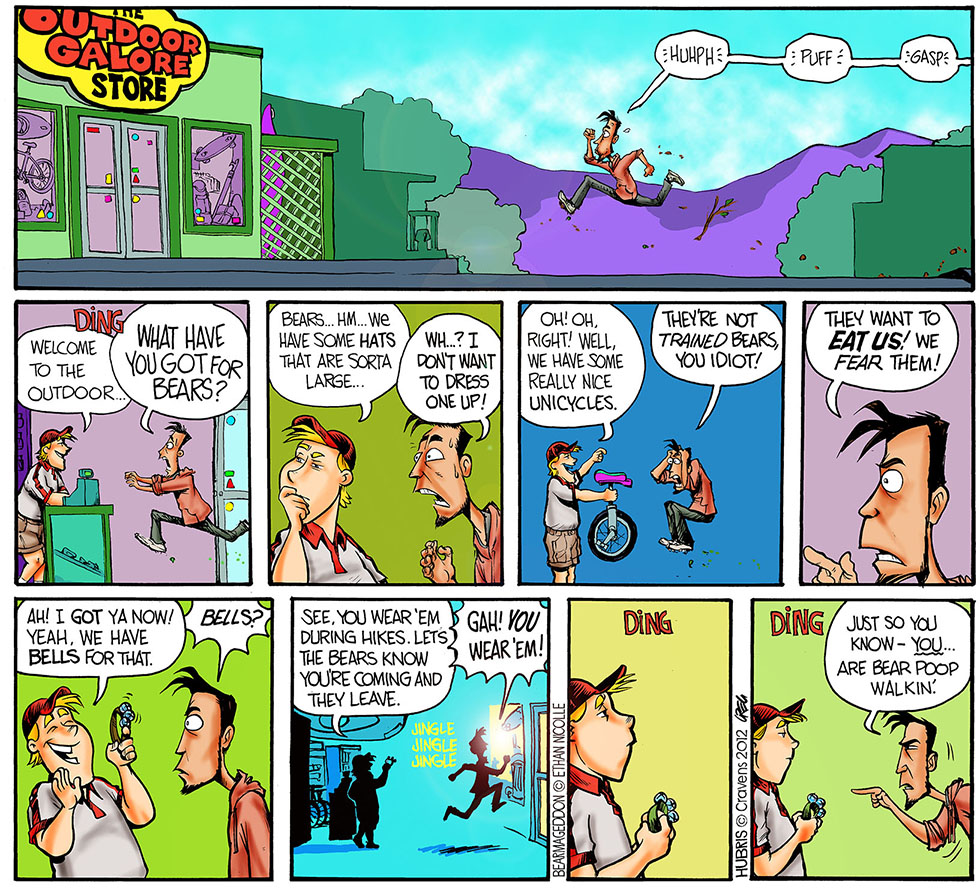 Hubris- Bearmageddon!