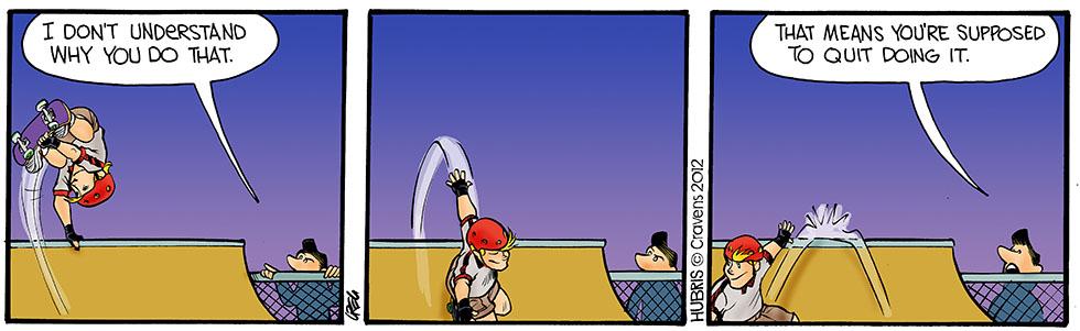 Hubris- The Skate of Things