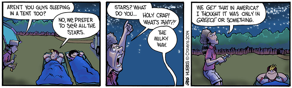 Hubris- Seeing Stars