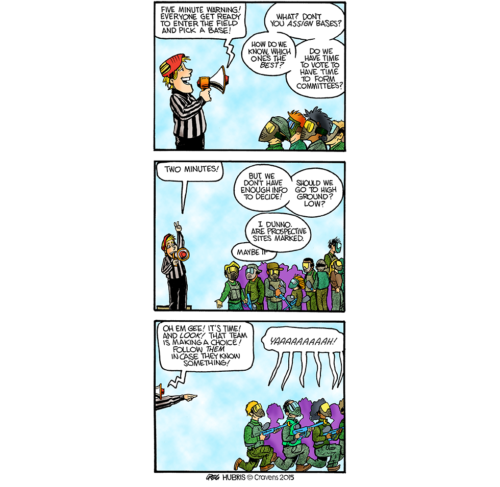 Hubris- Lemming Wars