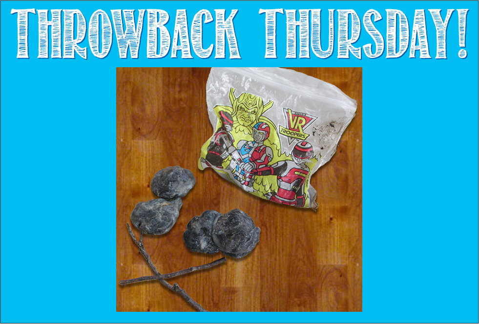 Throwback Thursday- Fire Lumps