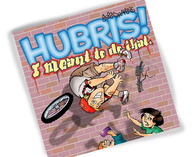 27-HUBRIS Cover