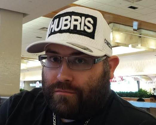 Allan in Hubris Hat