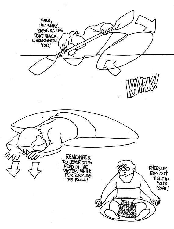 Hubris Kayak Lessons