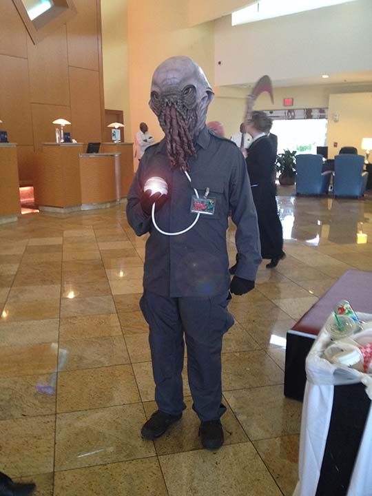 Ood at the Con