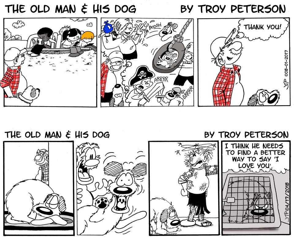 More Troy Peterson